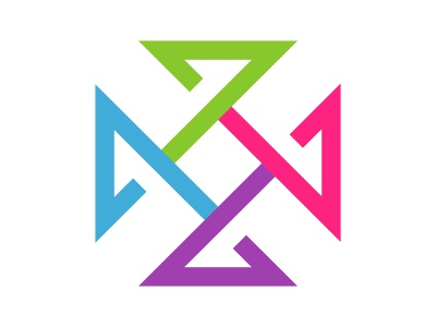 Arrow + Connect branding o p q r s t u v w x y z a b c d e f g h i j k l m n xler8brain arrow identity icon vector illustration mark concept design monogram logo connection connect