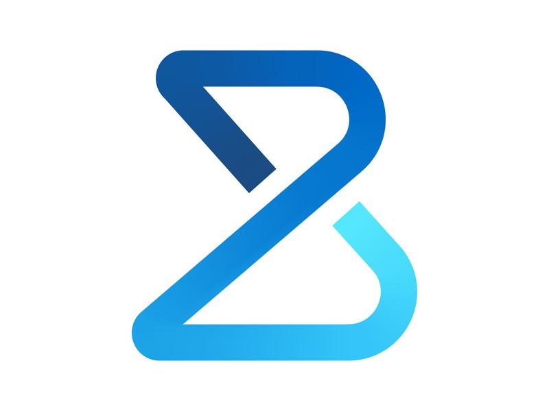 B Mark icon symbol identity branding b letter logo alphabet letter mark design monogram logo b b mark