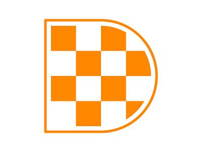 D Logo icon letter symbol identity branding mark design monogram logo d d mark d monogram d letter d logo