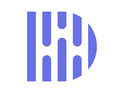 D Digital Logo symbol identity branding mark design monogram logo d d mark d monogram d letter digital d logo