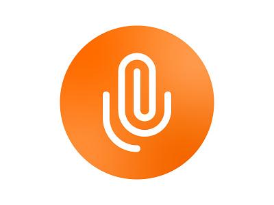 Voicer Logo icon symbol identity branding mark design monogram logo voice assistant mic voice