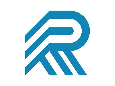 PR logo pr pr logo letter symbol identity branding mark design monogram logo r mark r monogram r letter r logo