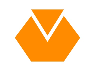 VM icon symbol identity branding mark design monogram logo vm v letter logo arrow m logo v logo vm logo
