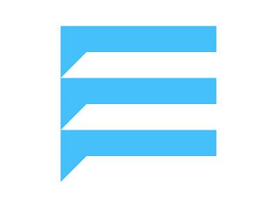 E Chat symbol identity branding mark design monogram logo e letter logo e monogram e mark e e logo chat logo e chat