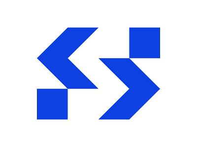 S arrow xler8brain symbol identity branding mark design monogram logo s letter logo s s monogram s logo mark logistic logo s logistic s logo