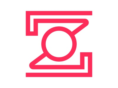 Z xler8brain t h e q u i c k b r o w n f o x o p q r s t u v w x y z a b c d e f g h i j k l m n icon symbol identity branding mark design monogram logo z letter logo z mark z zero z logo