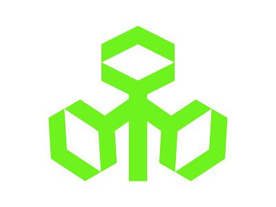 RISE o p q r s t u v w x y z a b c d e f g h i j k l m n xler8brain symbol identity branding mark design logo monogram rise up geometric modern technology growth upwards rise