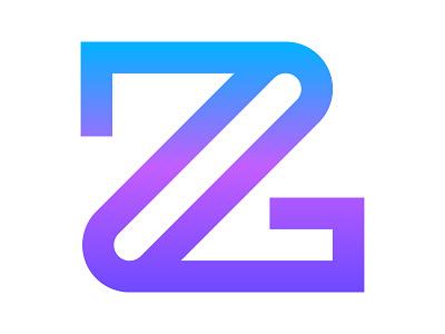 ZG o p q r s t u v w x y z a b c d e f g h i j k l m n xler8brain symbol identity branding mark design monogram logo team group z letter z monogram z mark z letter logo zg z logo
