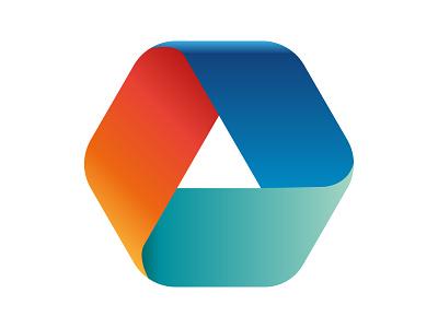 Arrow symbol identity branding mark design monogram logo xler8brain process movements upwards arrow