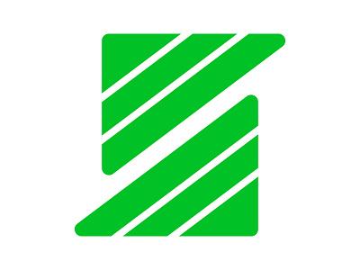 S xler8brain symbol identity branding mark design monogram logo s s letter s mark s monogram s logo