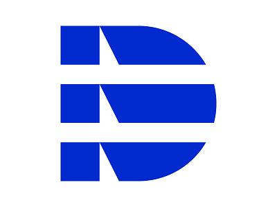 DE xler8brain symbol identity branding mark design monogram logo de logo ed logo d logo ed de