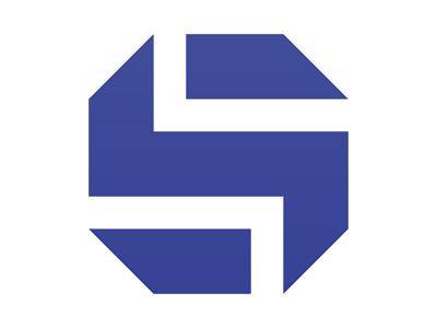 s xler8brain symbol identity branding mark design s monogram s mark letter s s logo hexa s hexagon