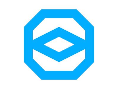 O xler8brain symbol identity branding mark design o monogram letter o o logo o mark