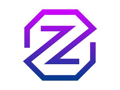 Z xler8brain monogram symbol identity branding mark design letter z z monogram z mark z logo