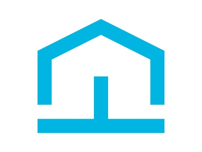 CASA xler8brain symbol identity branding mark monogram minimalistic home logo house home casa
