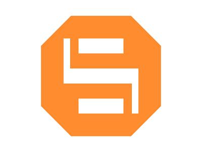 S xler8brain mark symbol identity branding design letter s s monogram s logo s mark s hexa