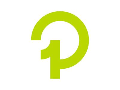 P1 xler8brain symbol identity branding mark design monogram p p letter p monogram p mark p logo p1