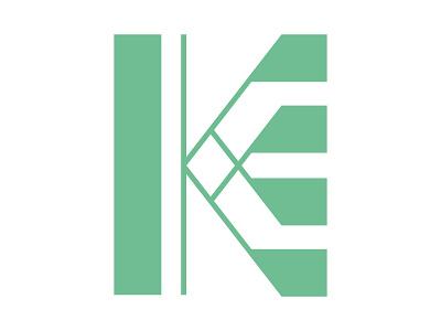K Mark xler8brain symbol identity branding mark design monogram logo k k letter k monogram k mark k logo