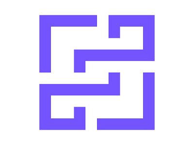 FH xler8brain logo symbol identity branding mark design monogram fh fg mark arrow f logo h logo fh logo