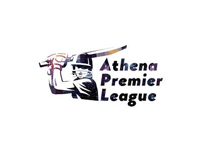 APL - Athena Premier League Logo team logo cricket logo cricket team logo logo league premier athena
