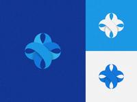 Qnoxloop logo concept