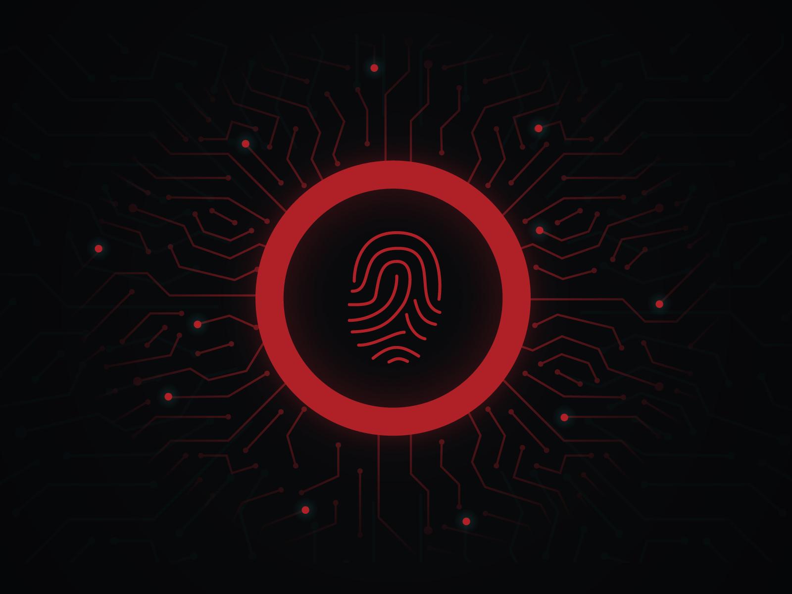 Fingerprint scanner app