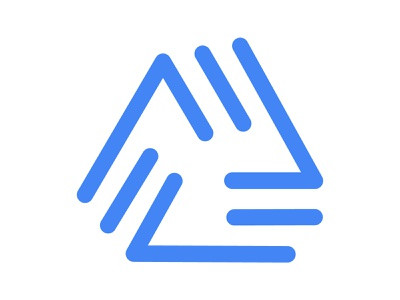A support logo branding identity a monogram a logo xler8brain promise alphabet vector concept design a logo monogram mark letter hand support
