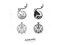 Junkard shoes rough alternative design