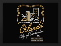 City of Sandwiches Shirt