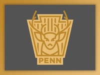 Pennsylvania Badge