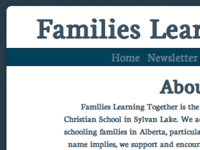 Families Learning Together