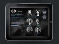 Electrolux Black - Ipad App