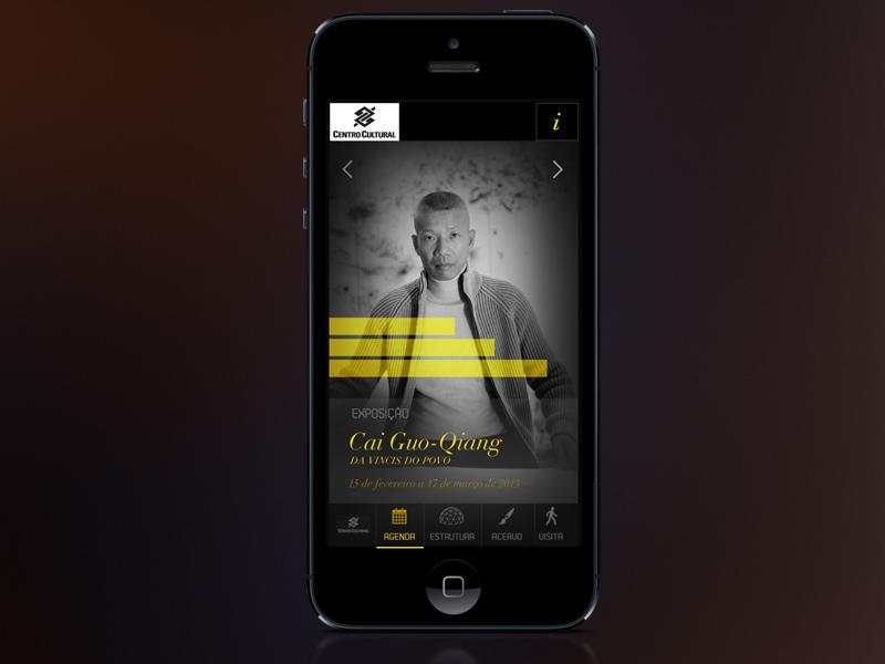 Ccbb App app ui