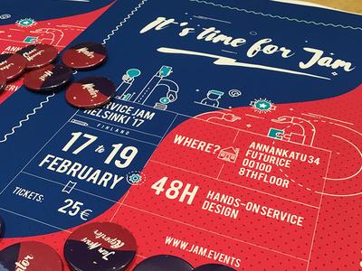 Service Design Jam - Helsinki