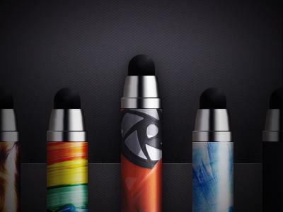 Dribbble pens
