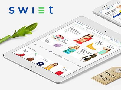 Free Swiet Ecommerce UI Kit