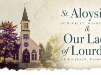 St. Aloysius Website Concept