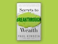 Secrets to Breakthrough Wealth Book Jacket