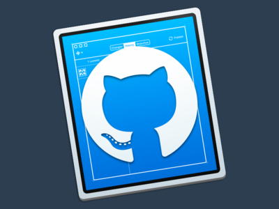 Github replacement icon