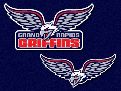 Grand Rapids Griffins Branding, Secondary marks