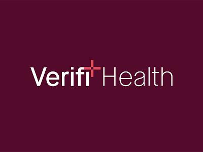 Verifi Health Logo Concept branding logo health