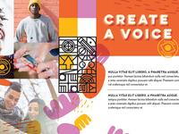 Teen Program Branding Concept 2