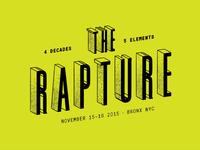 Rapture Logo Concept