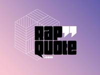 Rapquote Logo Concept