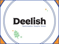 Deelish Logo Concept 3