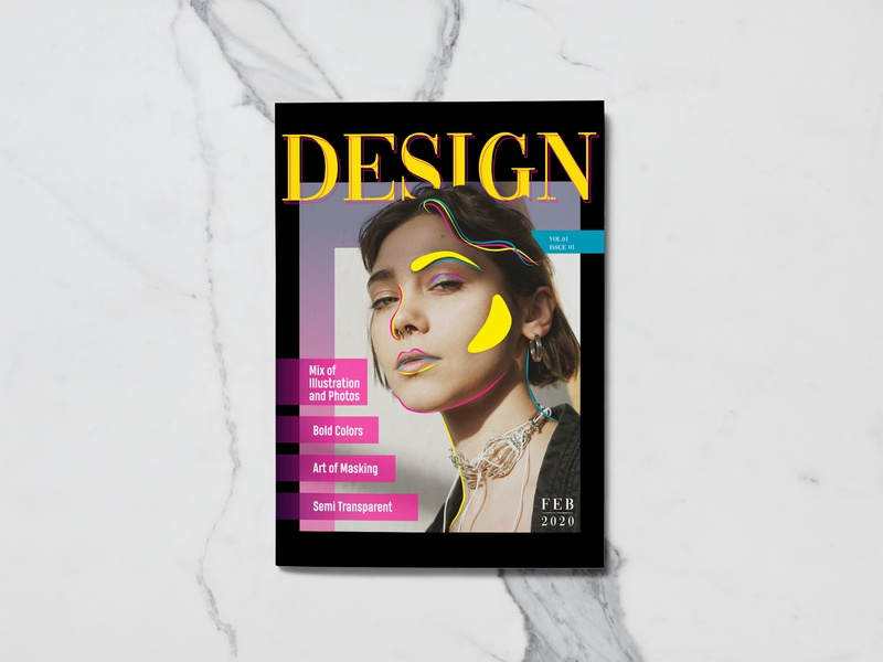 Design Forcast Magazine Cover