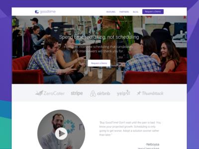 Goodtime Website
