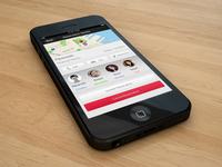 SeatMe Diner App