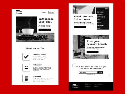 Landing Page Design design user interface web design designlab