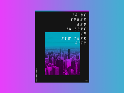 I Like Me Better - LAUV Lyric Poster graphic design color palette neon typography print poster mashup pastel gradient experimental artwork abstract